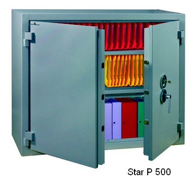 Armoire forte Star P 500